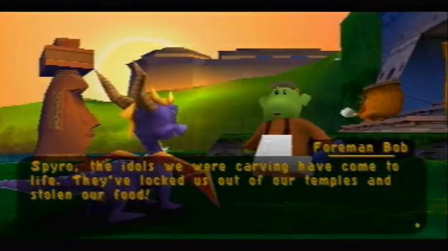 Spyro 2 скачать на ps1